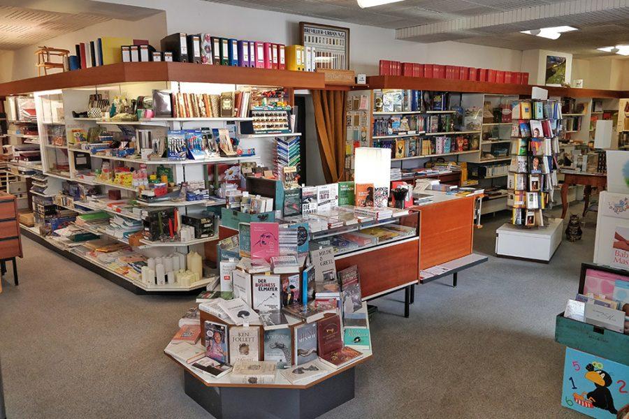 Buchhandlung Ebner von Vorne